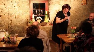 Heiko Harig als Oma Gertrud